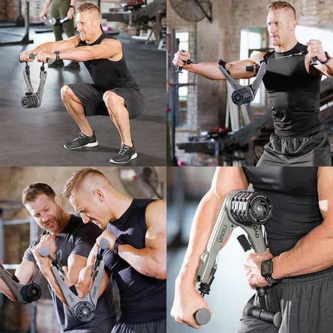 Maquina Musculación OYO NOVA Gym