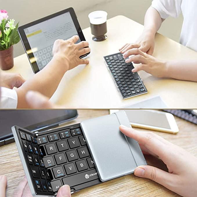 ICLEVER - Teclado Portátil para celular