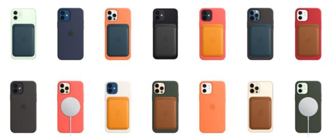 accesorios del Iphone 12