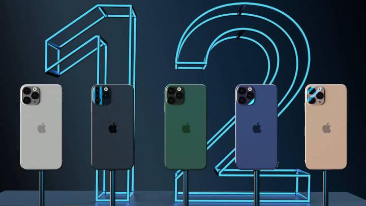 Cuando sale el Iphone 12