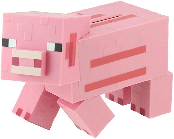Alcancía regalalos Minecraft Blocky Money Mob para