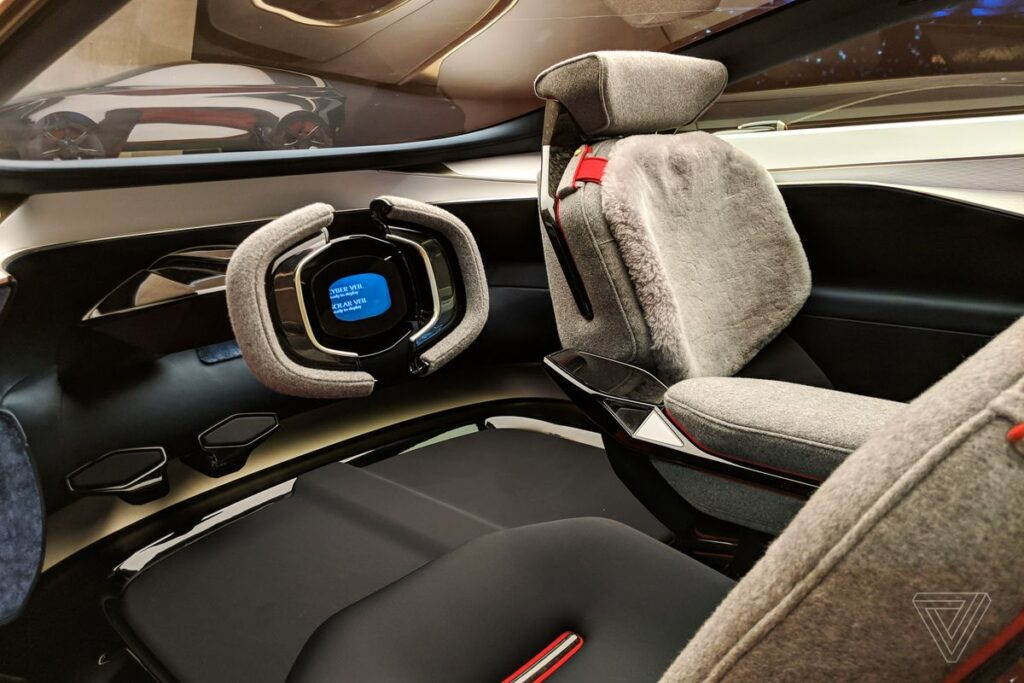 Review: Aston Martin Lagonda Vision