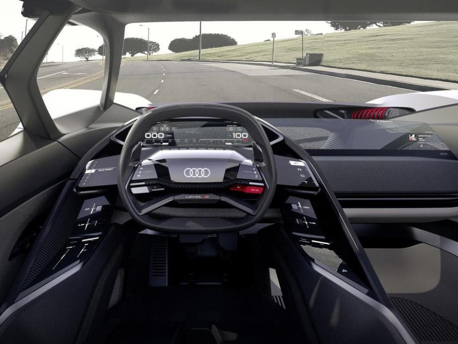 Review: Audi PB18
