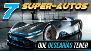 Los 7 Autos más lujosos y extraños del mundo