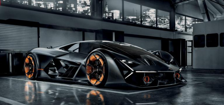 Review: Lamborghini Terzo Millennio