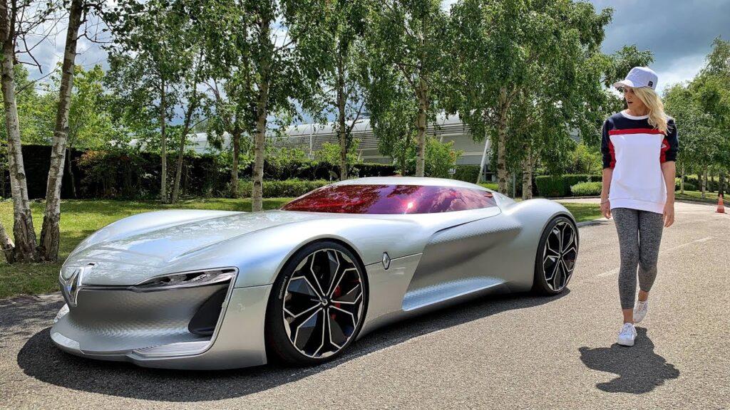 Autos de lujos: Renault Trazer